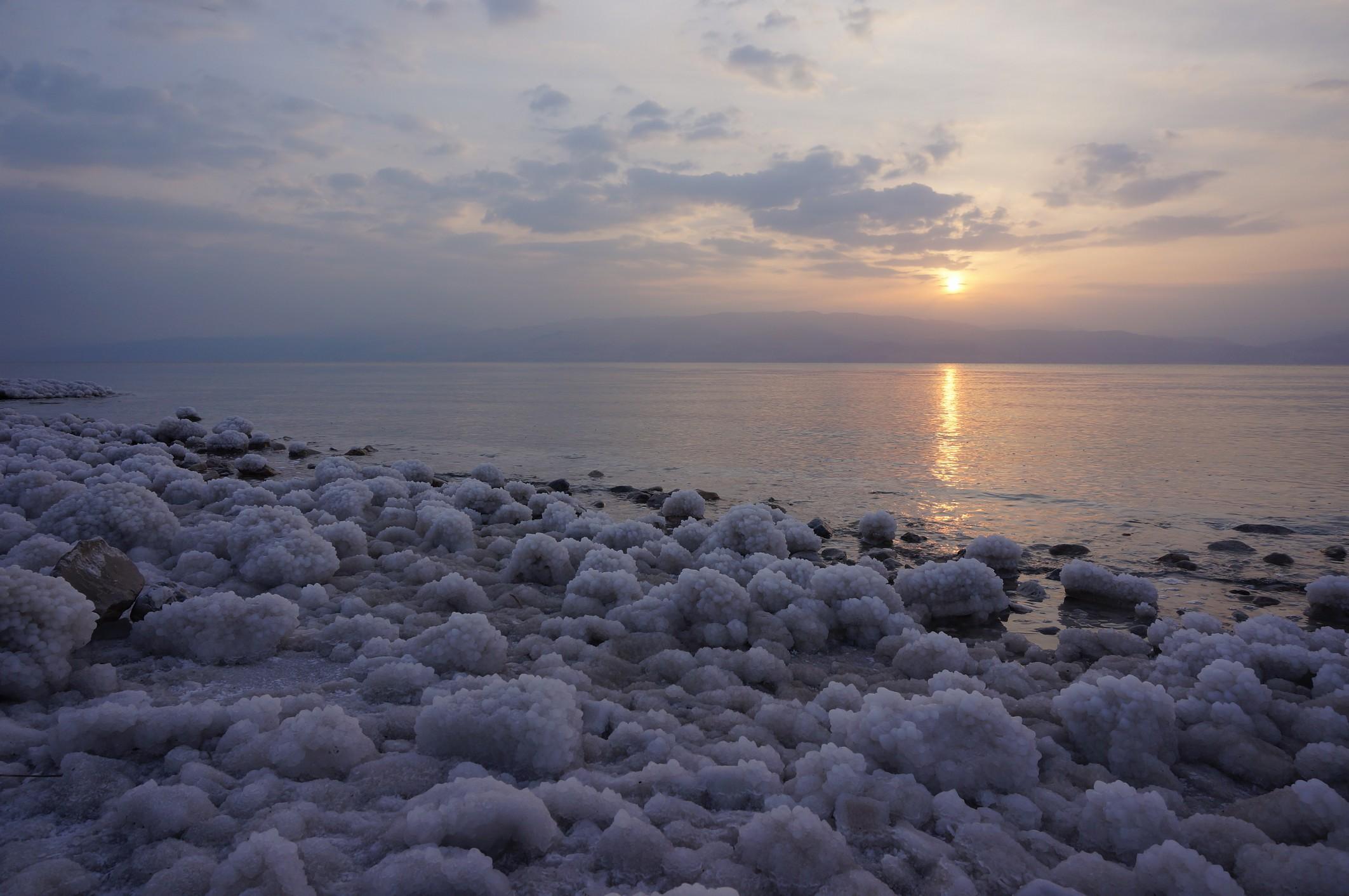 Izrael: Mrtvé moře