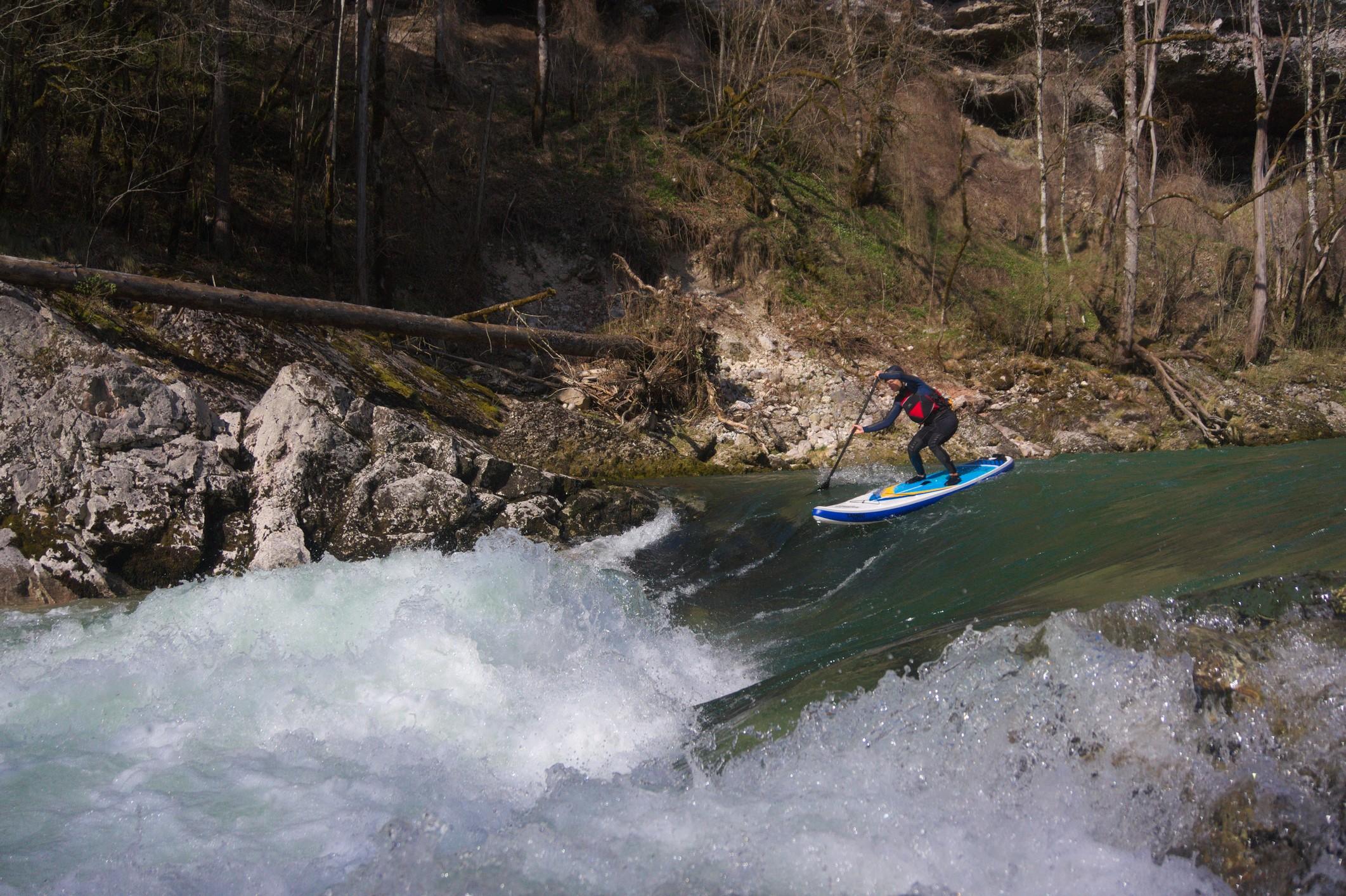 Rakousko: Řeka Salza