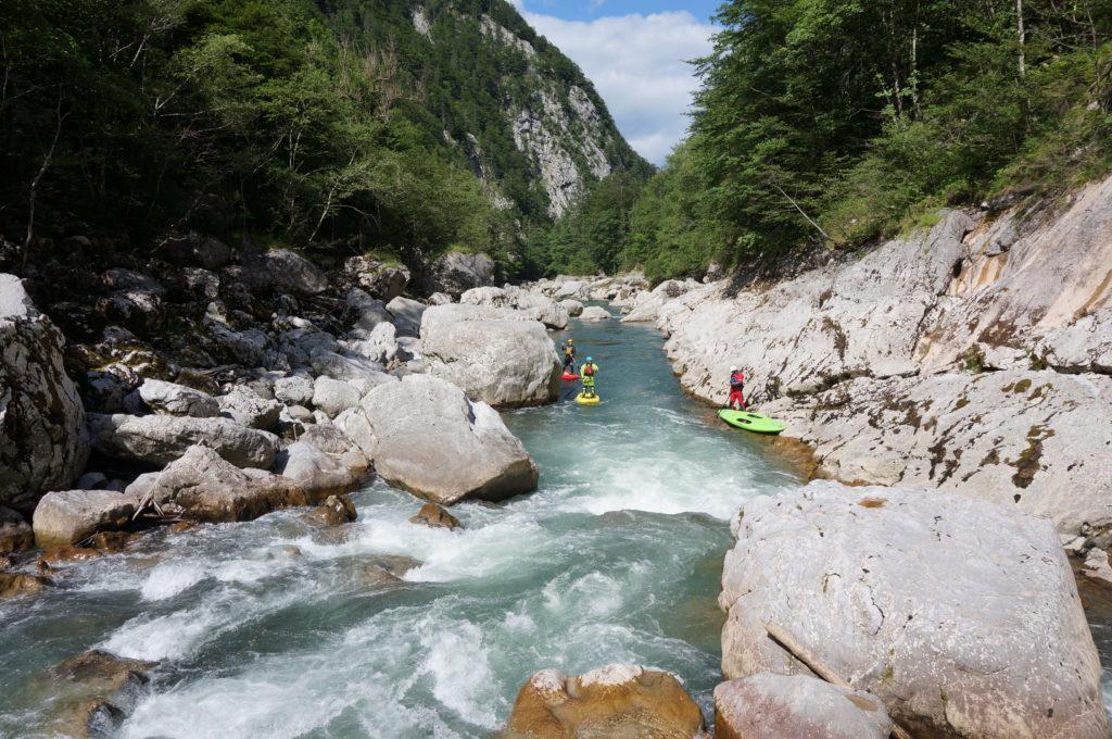 Rakousko: Řeka Enns