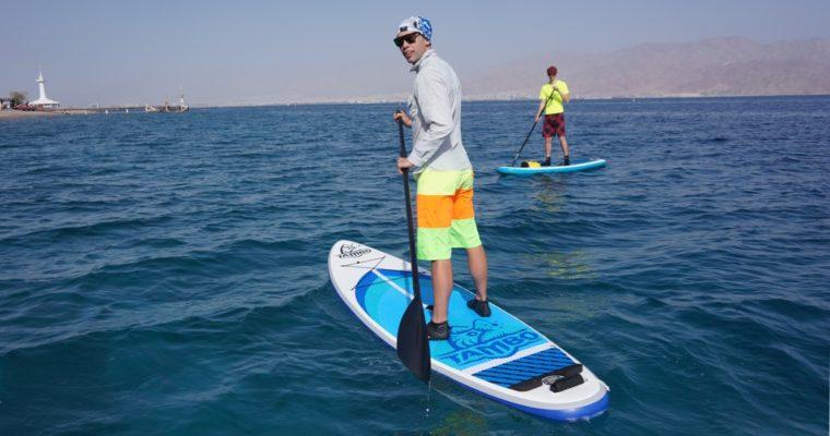 Proč paddleboard?
