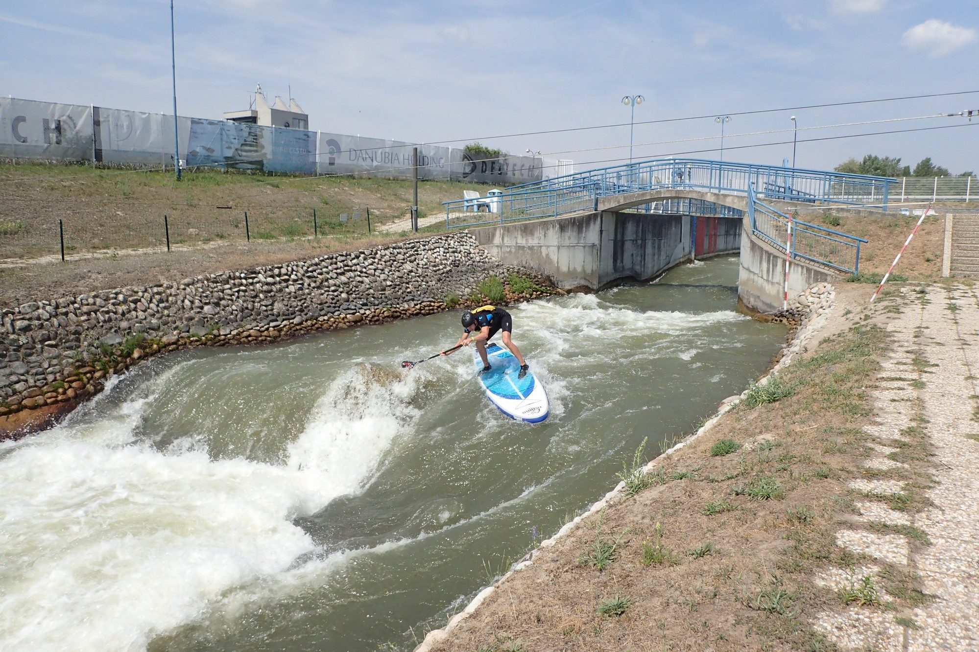 Slovakia: Čunovo Water Sports Centre