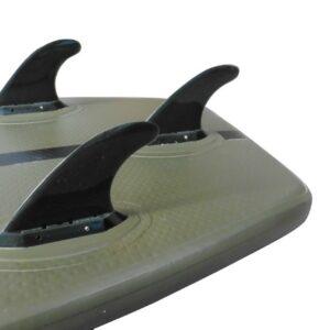 Surfy a paddleboardy