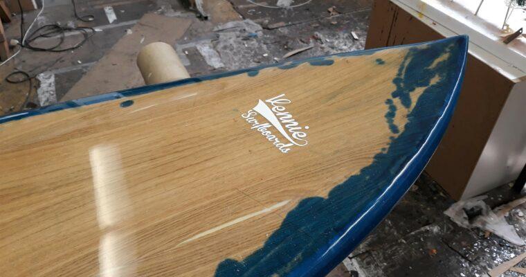 Výběr surfu nejen na řeku – materiál